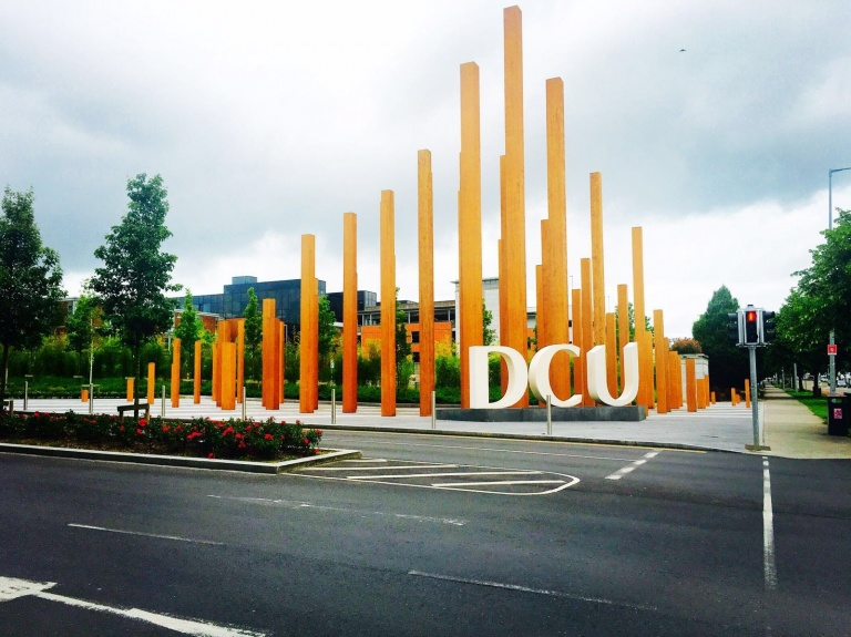 Dublin City University, Glasnevin Campus.