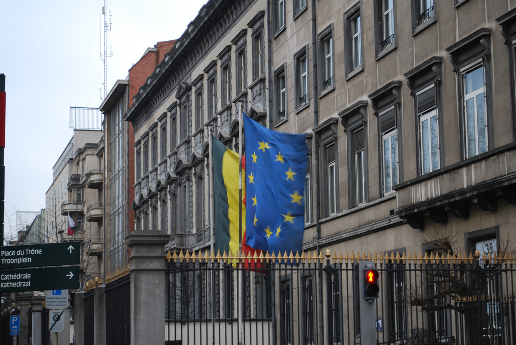 The Belgian Representation to the EU Commission
