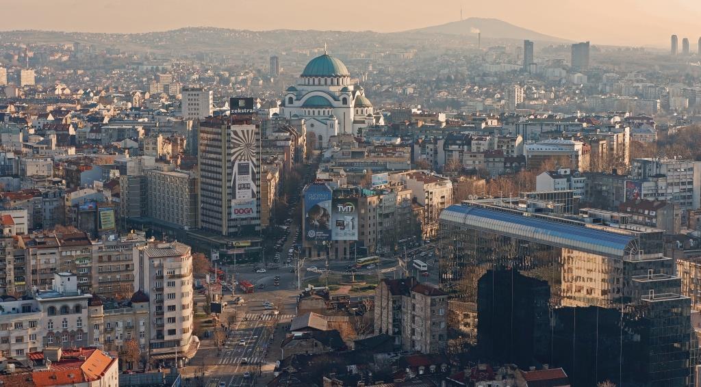 Belgrade, Image credit: Zlatan Jovanovic (CC BY 3.0)